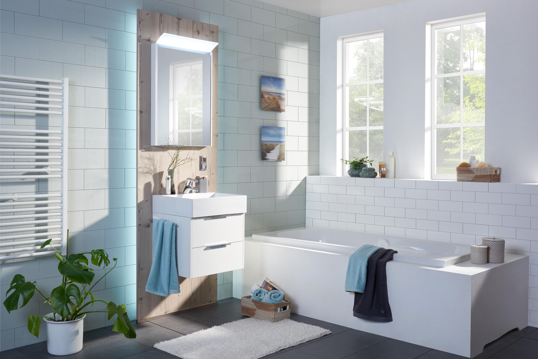 Galerie - Schmales badezimmer ...