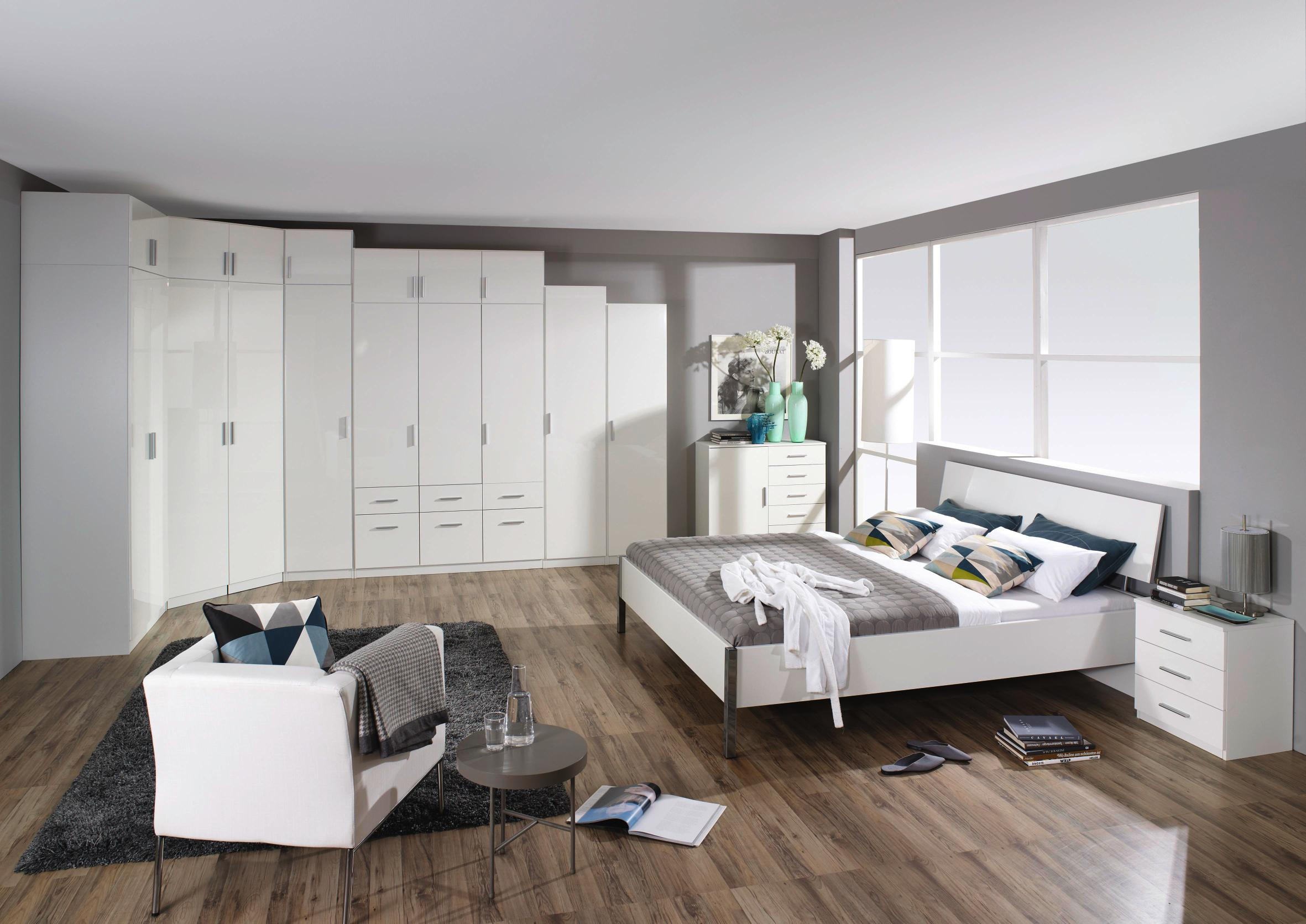 Hülsta Schlafzimmer Schrank Weiß – MiDiR