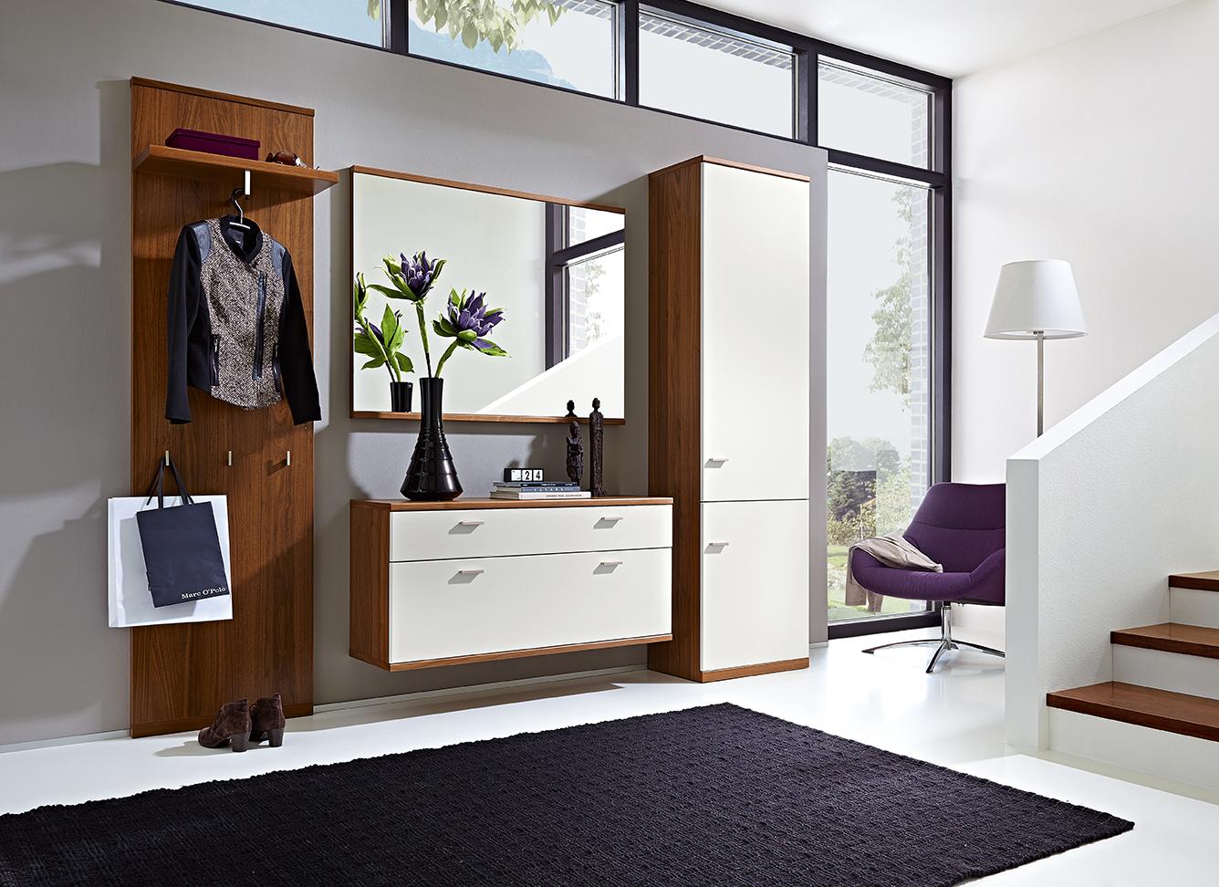 Galerie for 3 teilige garderobe